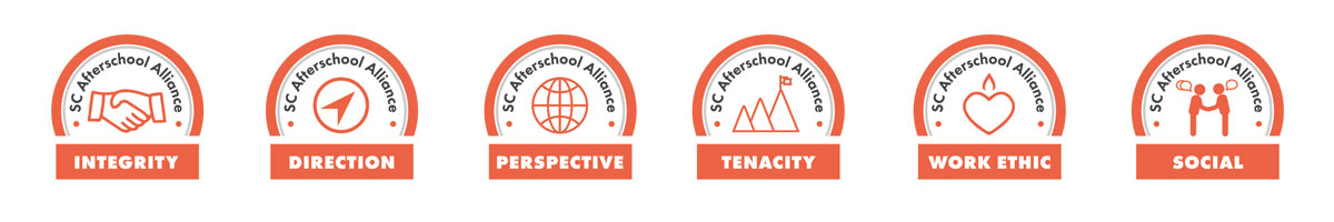 Life & Career Characteristic Badges